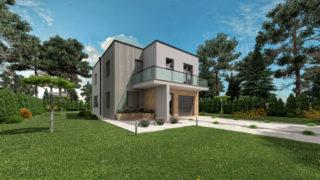 Projekt domu LIVIA 1
