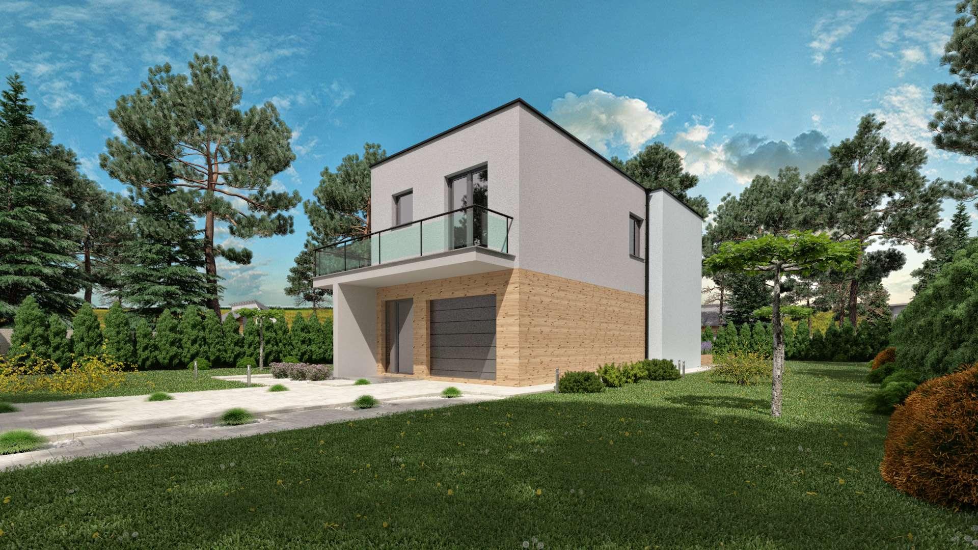 Poschodový dom LIVIA 1