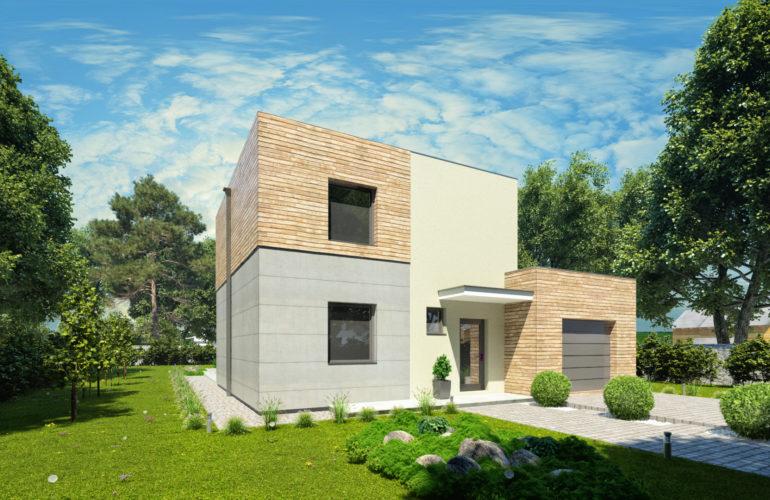 Poschodový dom Livia 2 Front 1