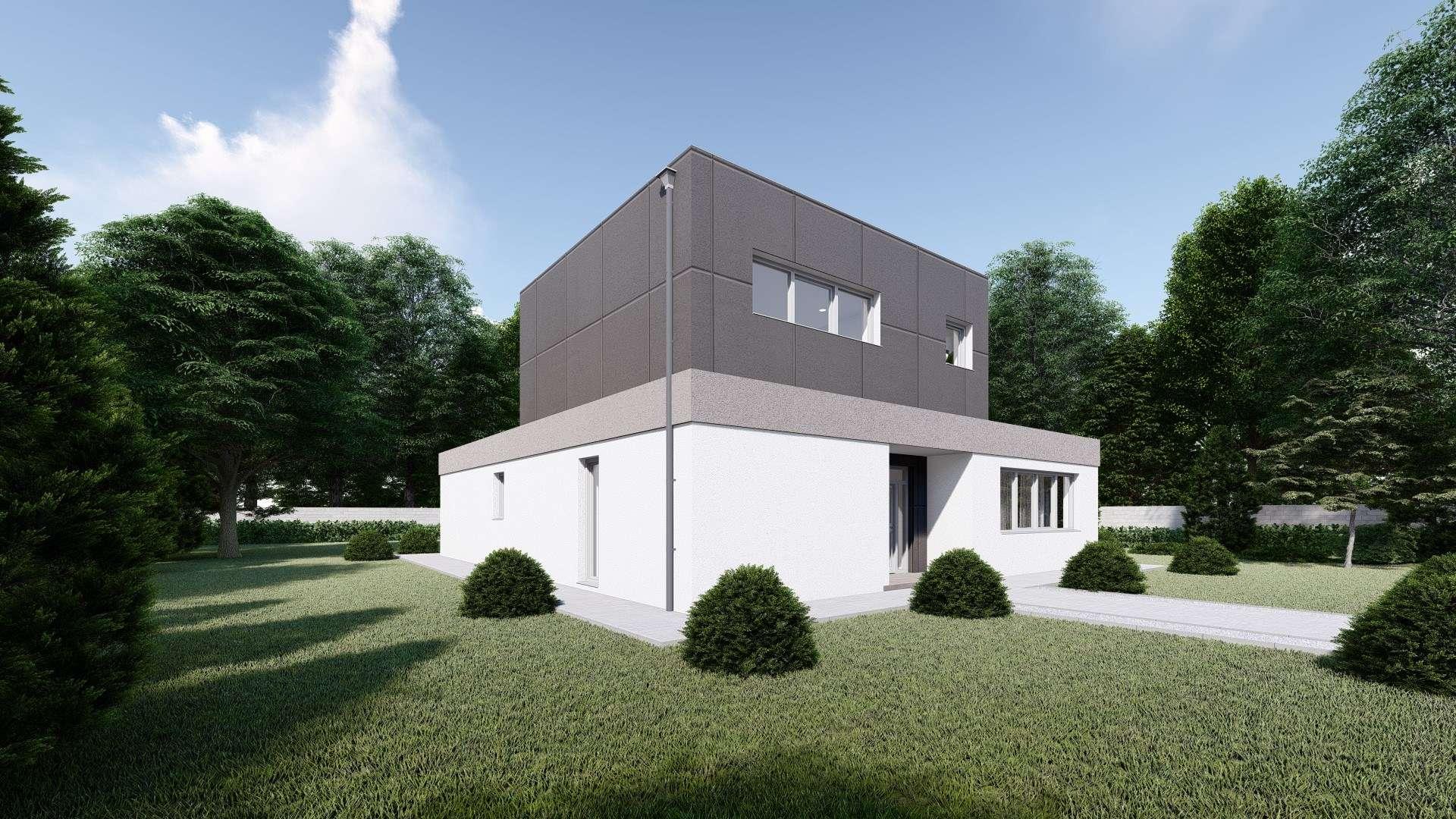 Projekt domu ELIZABETH 2