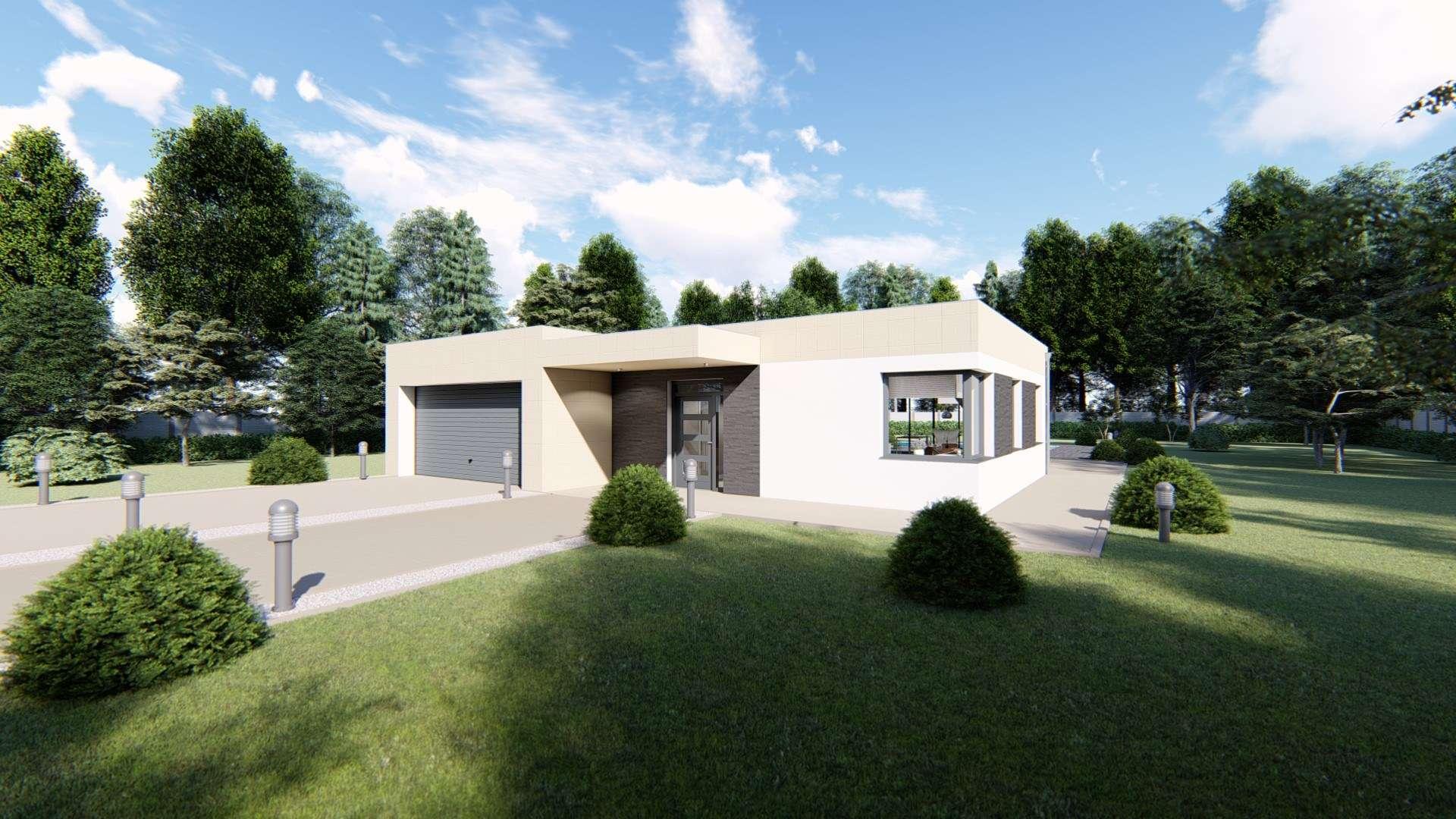 Projekt domu ENOS 5