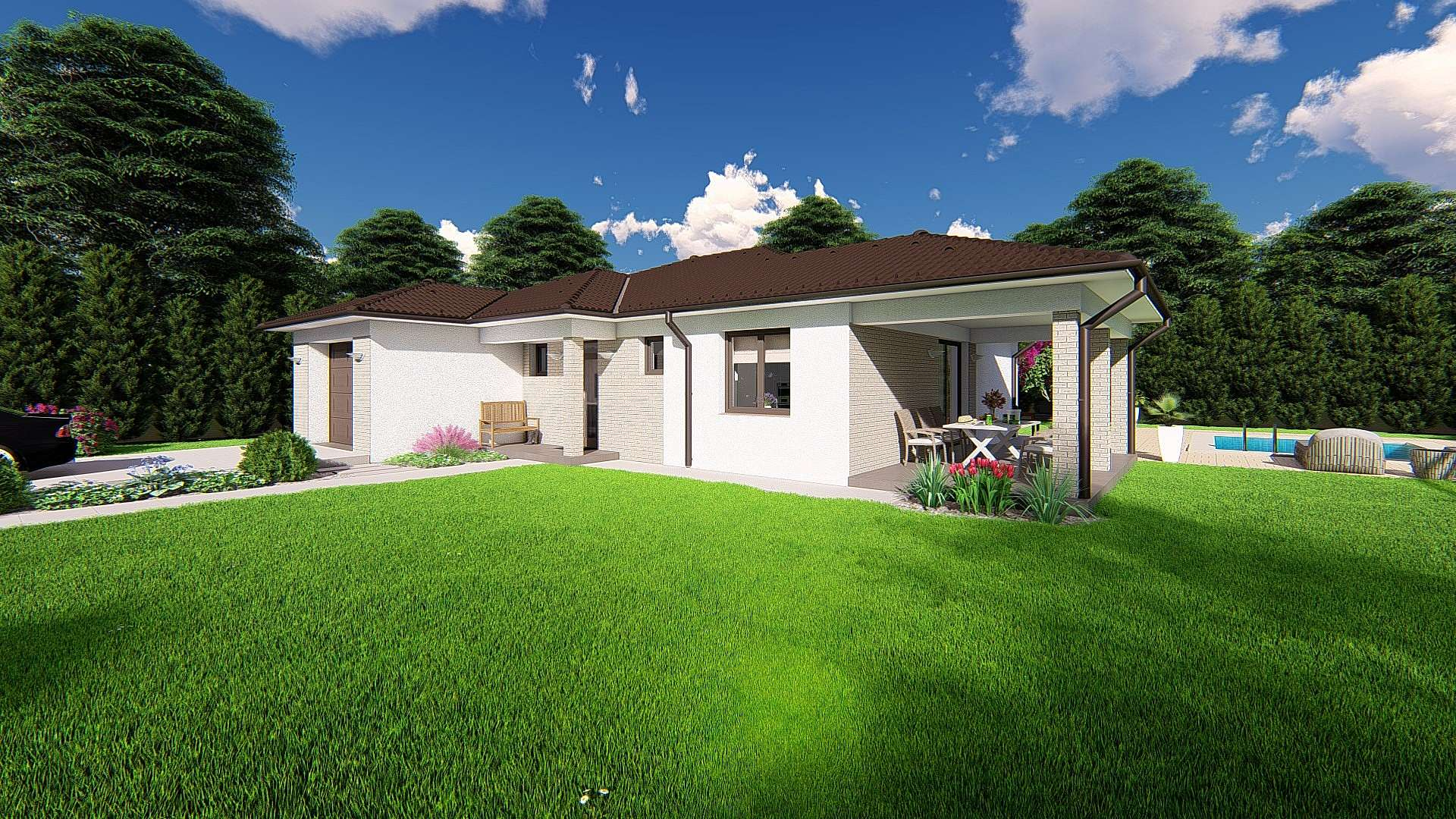 Projekt domu EVA 10