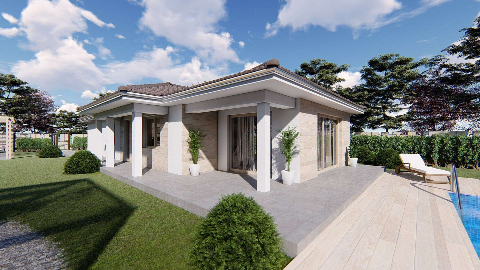 Projekt domu EVA 8