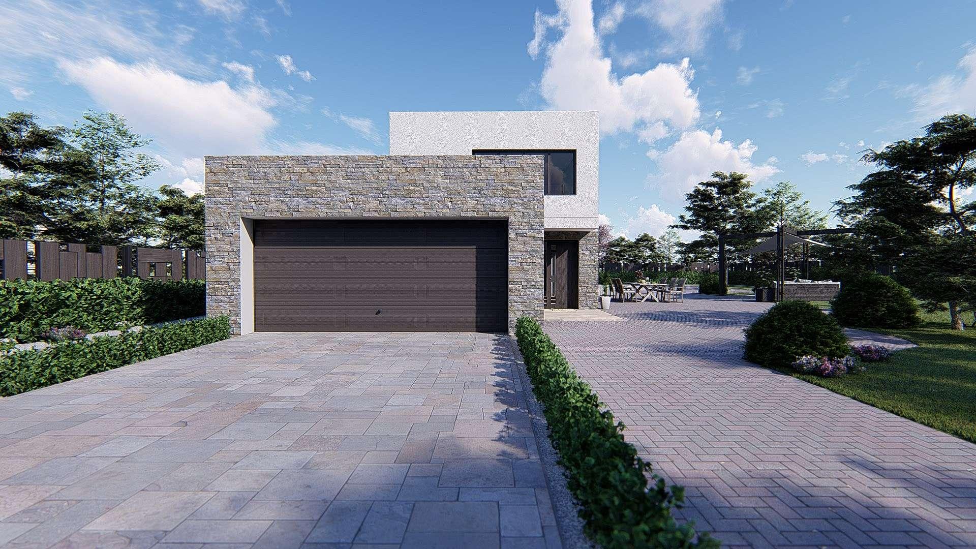 Projekt domu FLORA 2