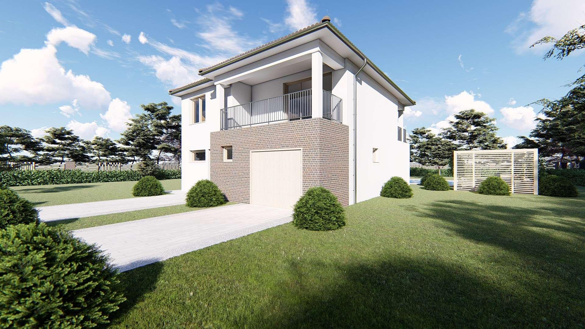 Projekt domu KIARA 4