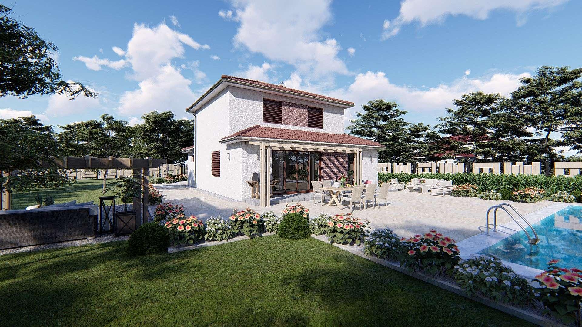 Projekt domu LILI 2