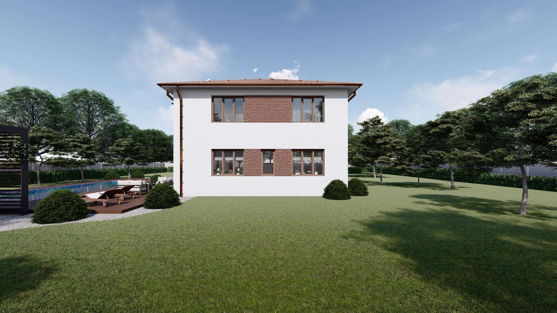 Projekt domu LILI 3