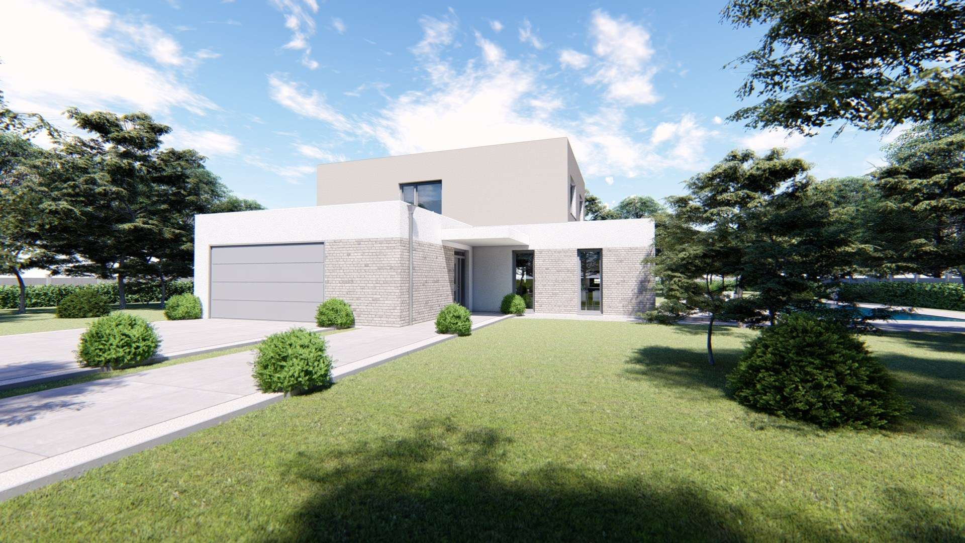 Projekt domu LIVIA 8