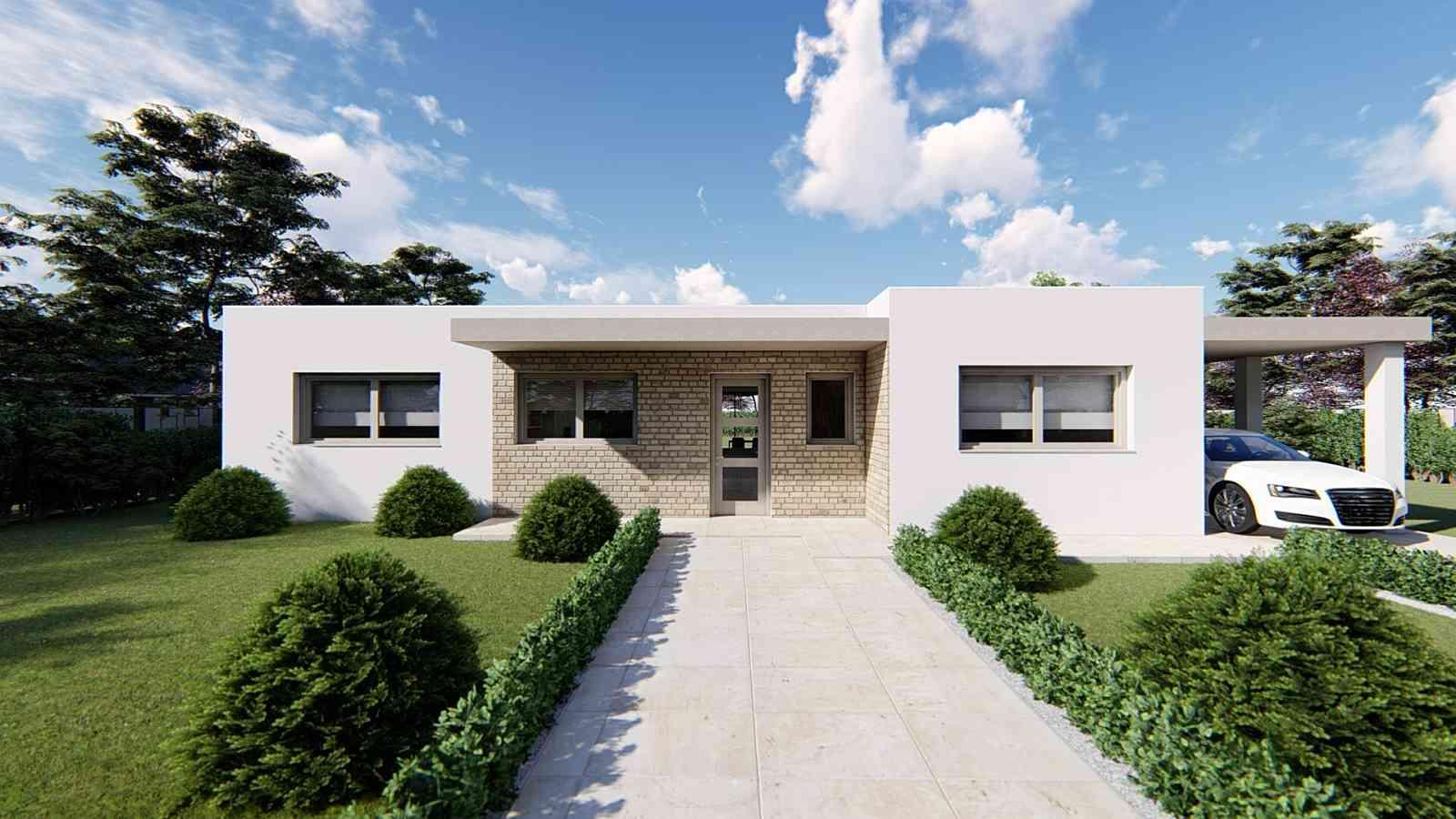 Projekt domu NOCTE 5