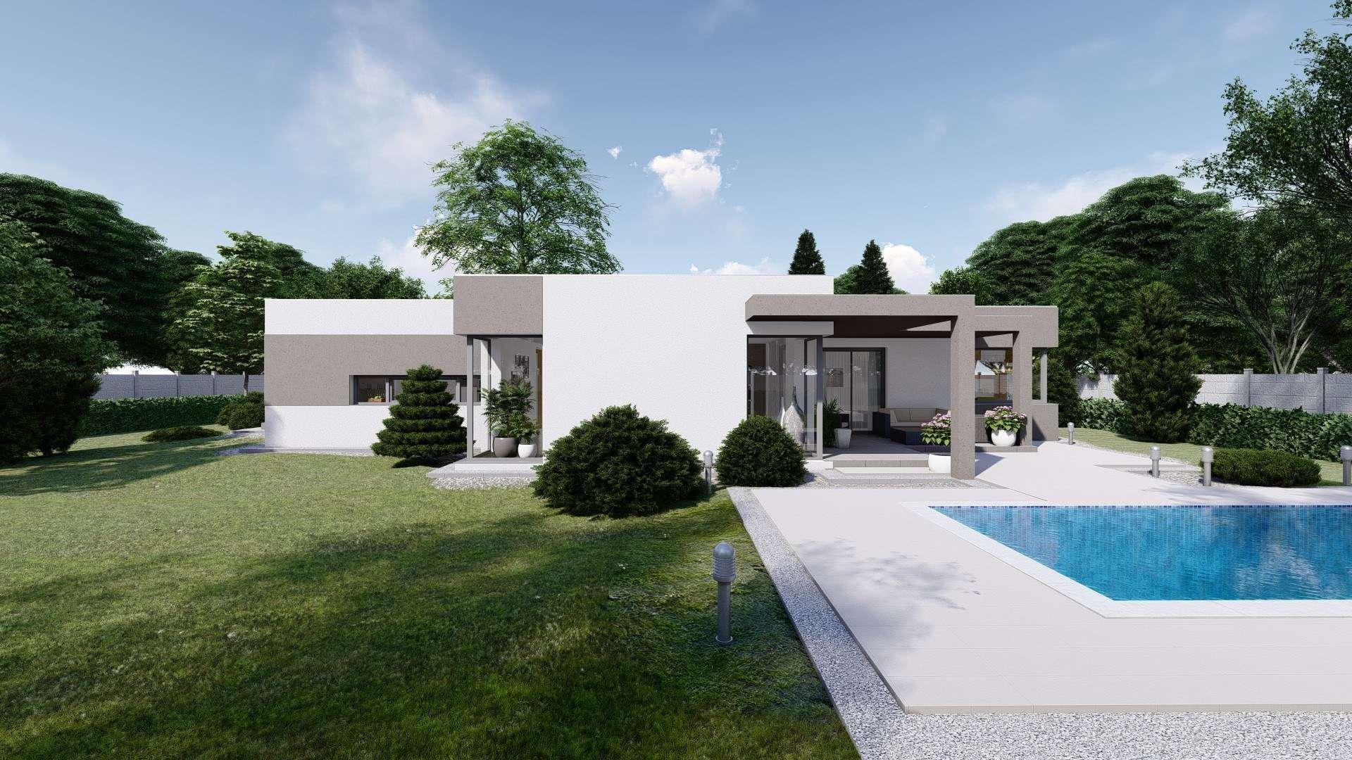 Projekt domu SELENA 4
