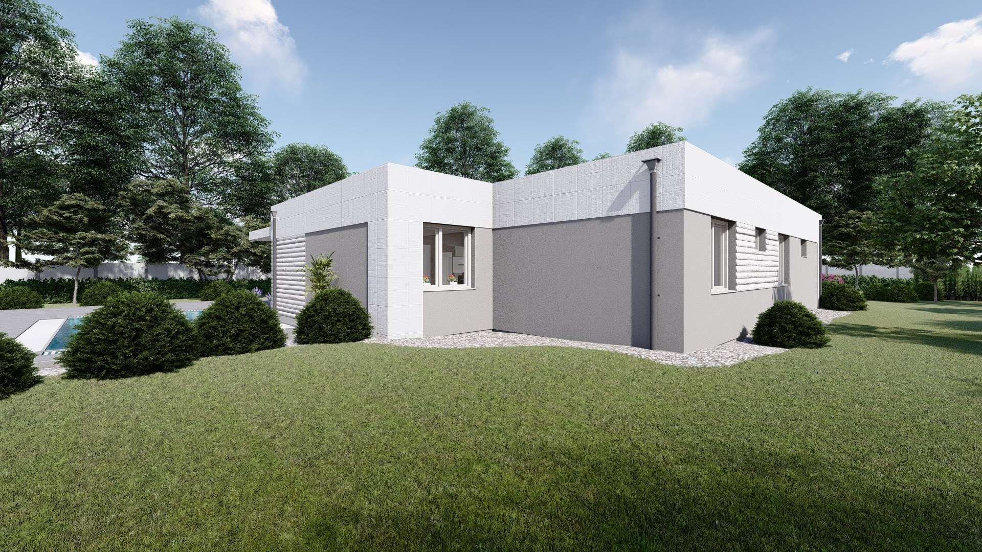 Projekt domu VESPERUM 3