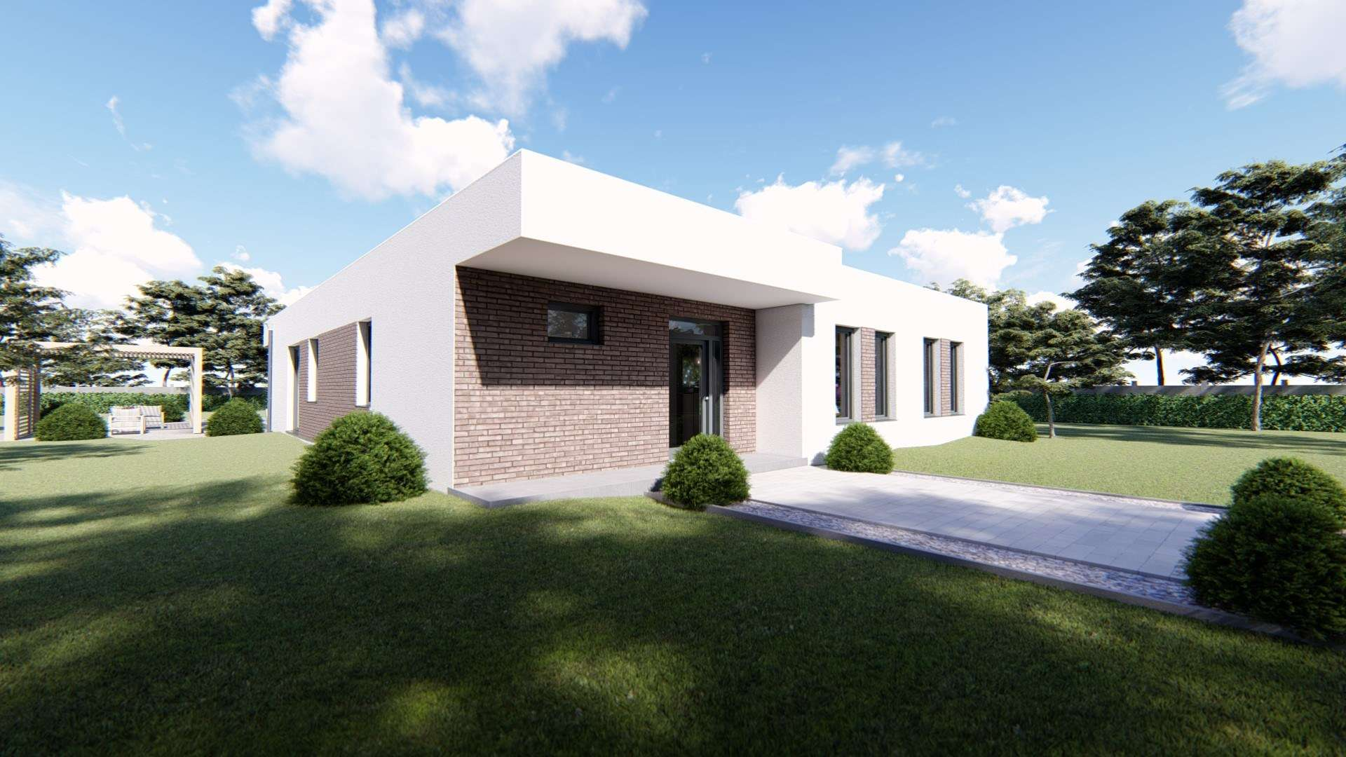 Projekt domu VESPERUM 4