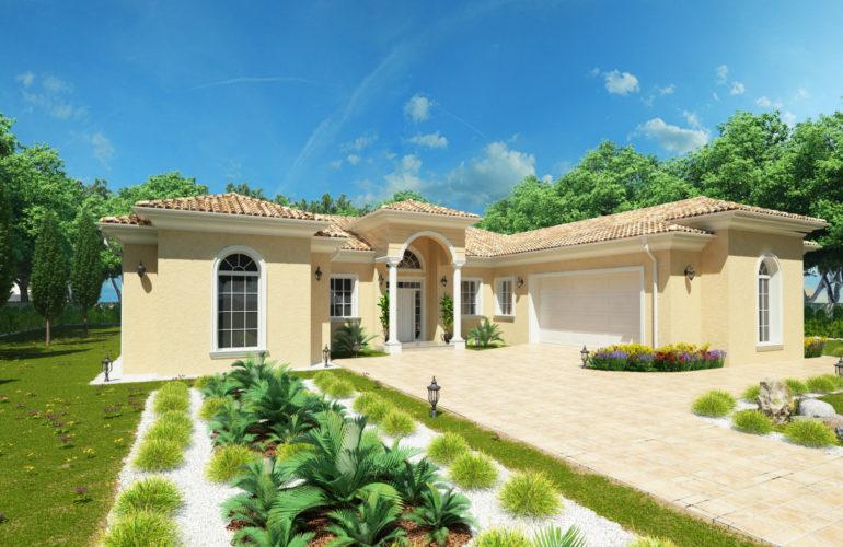 Luxusný rodinný dom Casa Castilia Front 2