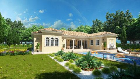 Luxusný rodinný dom Casa Castilia Back 5 - Rodinný dom CASA CASTILIA | Familyhouse