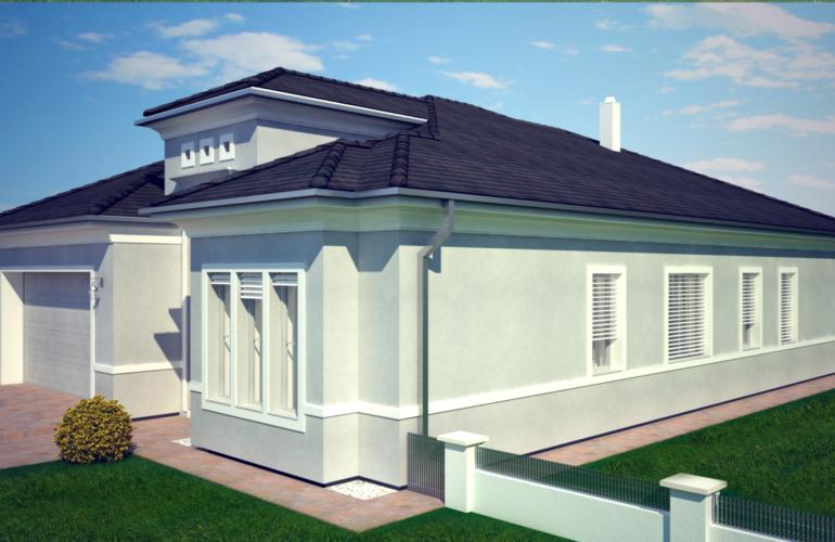 Rodinný dom Casa Claudia Front 1
