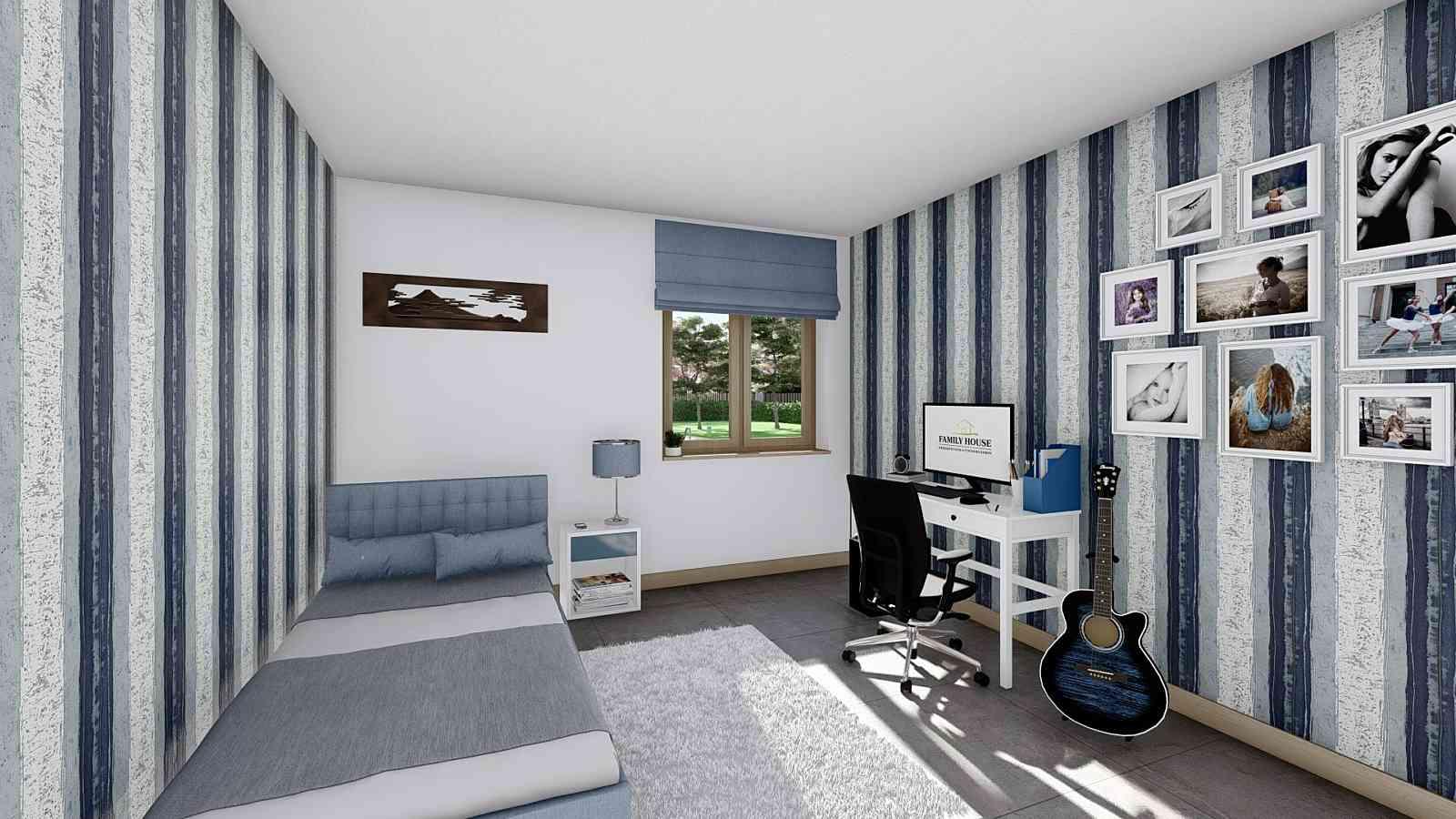 Projekt domu VENUS 6
