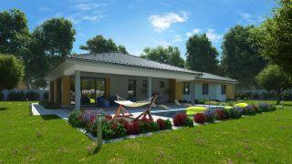 Projekt bungalov NATALY 5