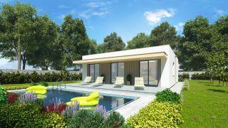 Projekt moderný bungalov ANGI 5