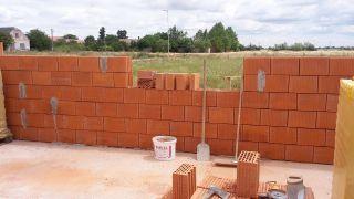 murovanie obvodových stien
